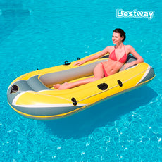 Summer Inflatable Boat (3 seats)