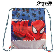 Spiderman Drawstring Backpack (31 x 38 cm)