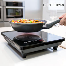 Cecomix Full Crystal 8001 Induction Hot Plate