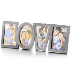 Stainless Steel Romantic LOVE Photo Frame