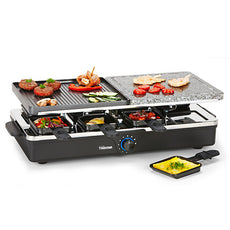 Tristar RA2992 Raclette with Metal and Stone Grill