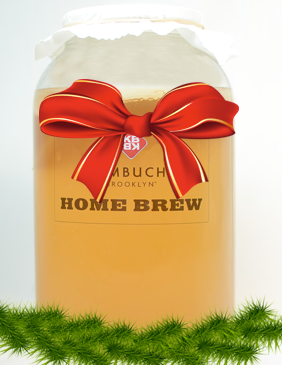 Holiday Kombucha Gift Packages and Specials