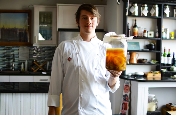 An Introduction to Cooking with Kombucha