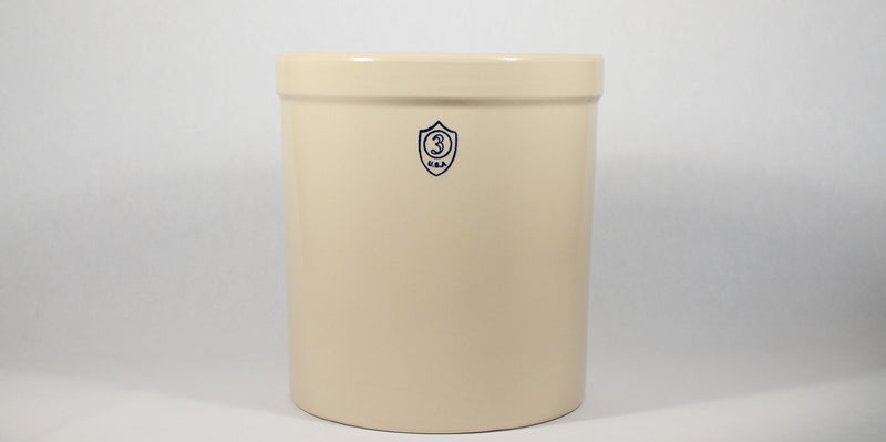 3 Gallon Ceramic Crock