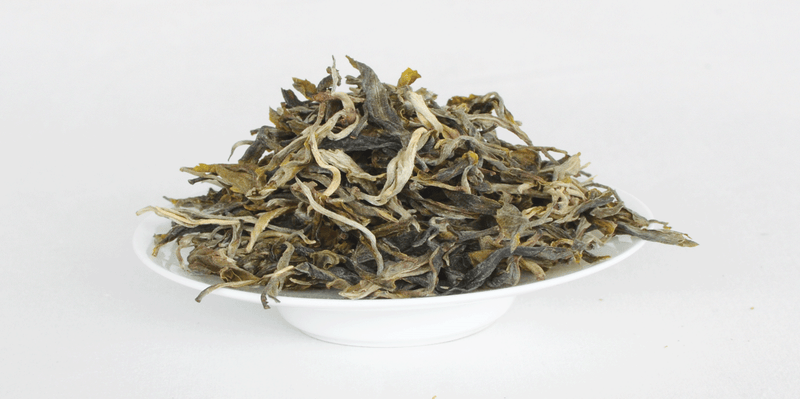 Huo Cao Shan Raw Pu-Erh Tea