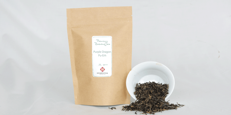 Purple Dragon Pu-erh Tea