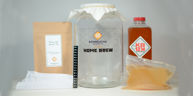 Jun Honey Brew Kit