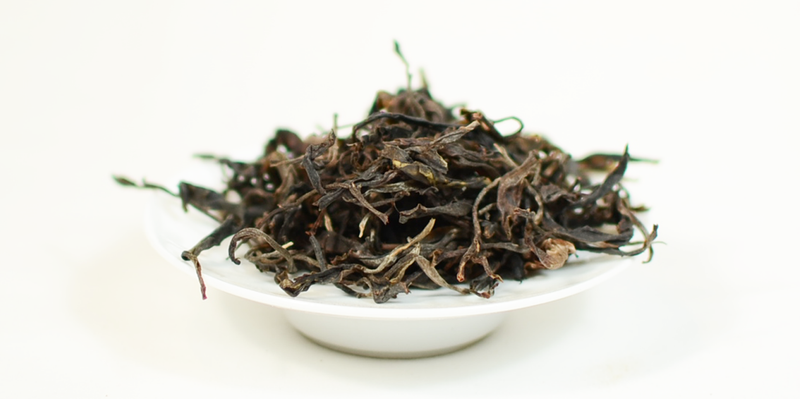 Wild Jungle Green Pu-erh