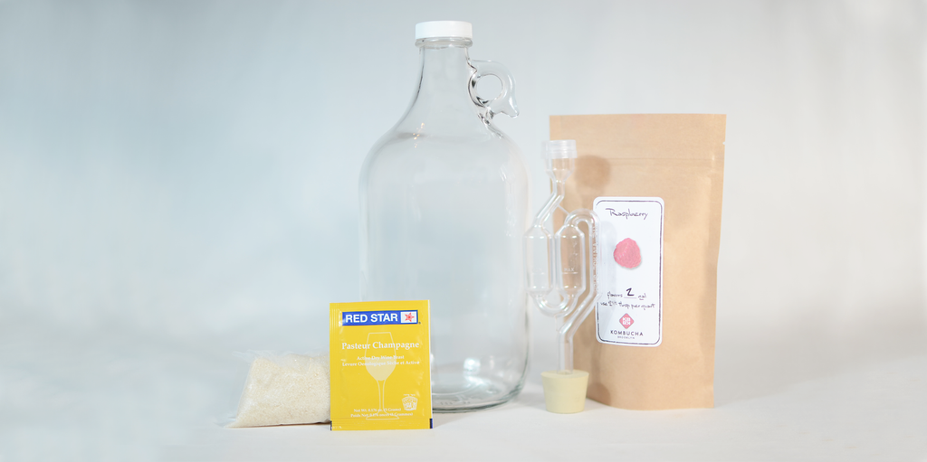 Kombucha Wine Kit