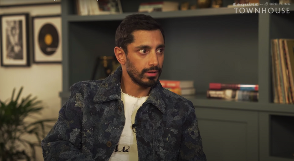 Riz Ahmed styled in loveclosely for Esquire UK