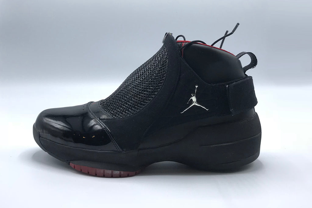 Air Jordan 19 Original OG Black Varsity Red