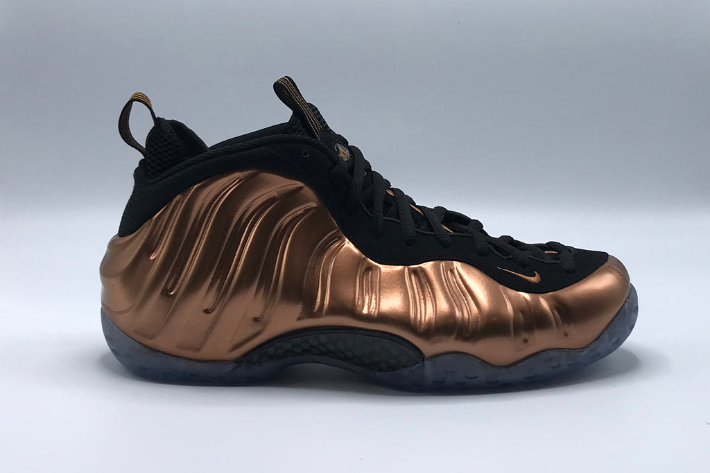 Nike Air Foamposite One (Copper)