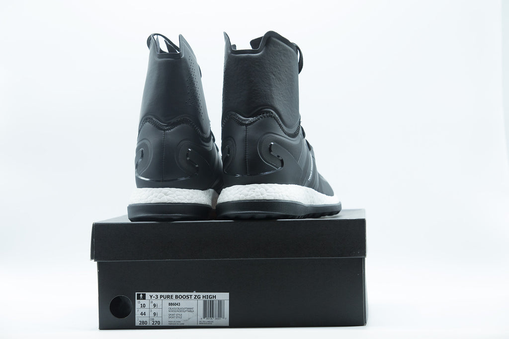 Y-3 Pure Boost ZG High