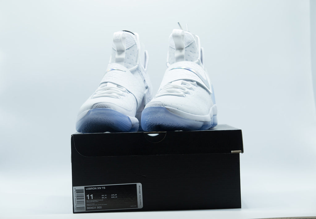 Nike Lebron James 14 XIV TS Time to Shine
