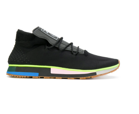 adidas Originals by Alexander Wang Run Mid 'black'