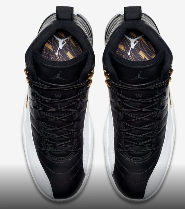 Air Jordan 12 Wing it