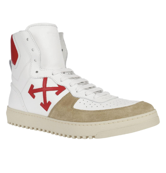 Off-white 70's Hi-top Sneakers by virgil abloh