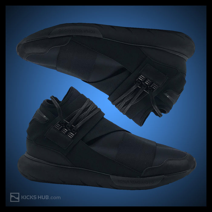 Y-3 Qasa High sneaker (Black)