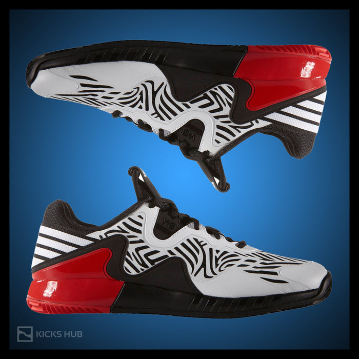 adidas Adizero Y3 Men Black/white/red
