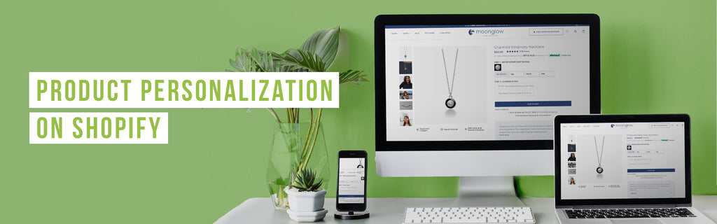 Product Personalization on Shopify