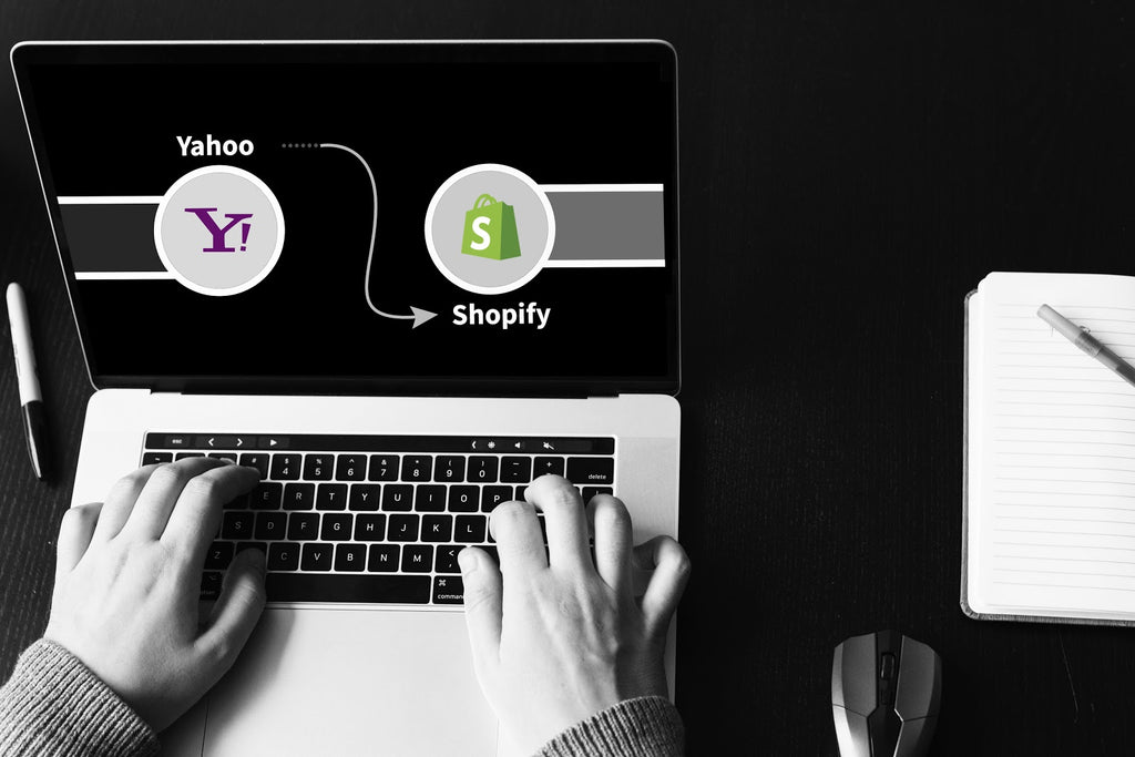 Yahoo to Shopify Plus migration