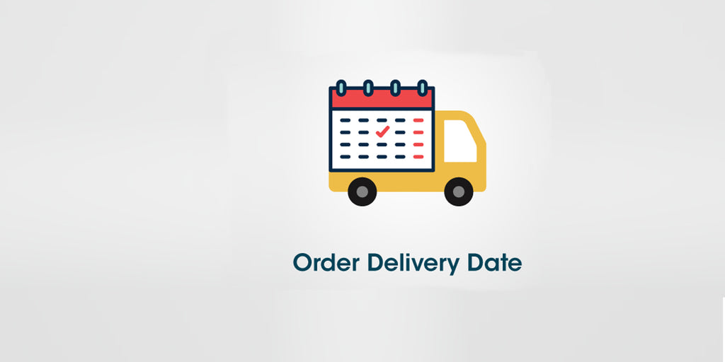 How to calculate delivery date in product page