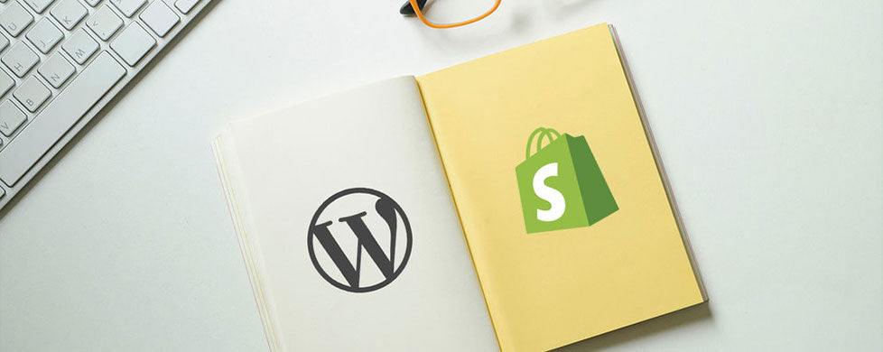 word press to shopify