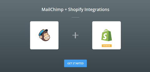 Mailchimp integration with shopify