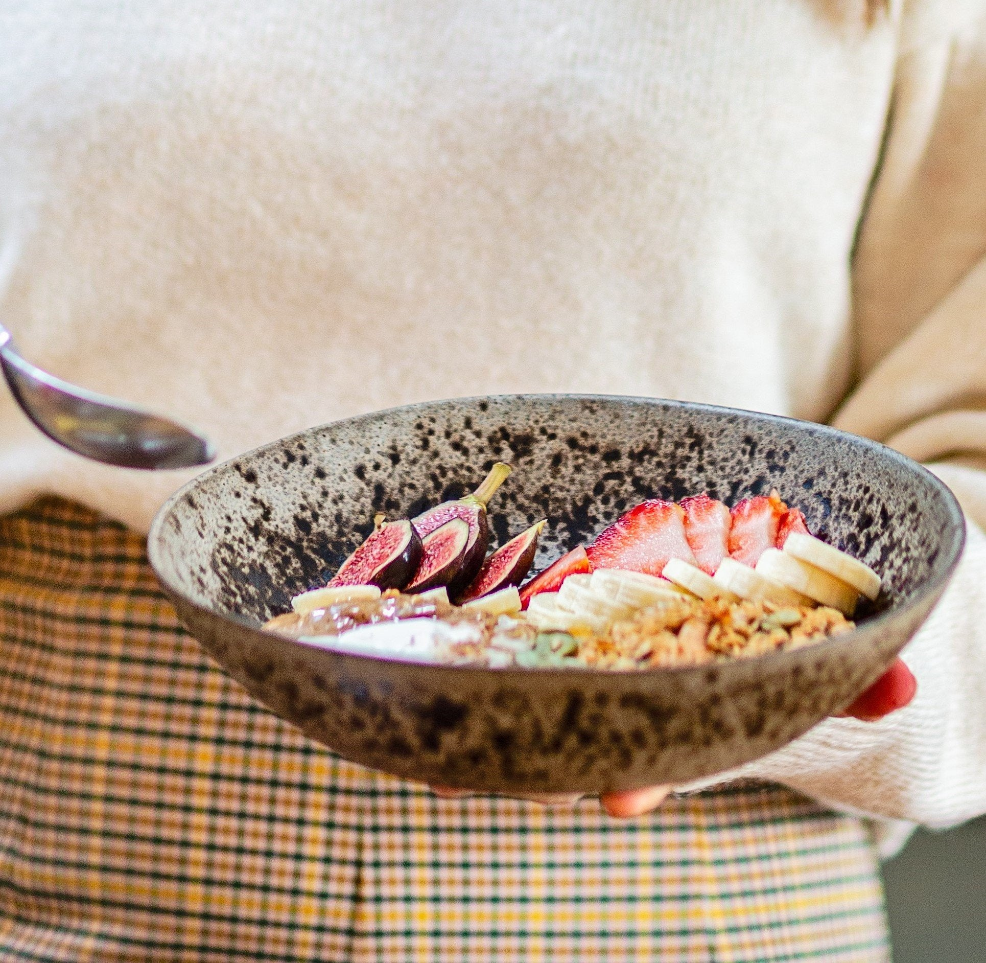Homemade Granola - The Garden Eatery