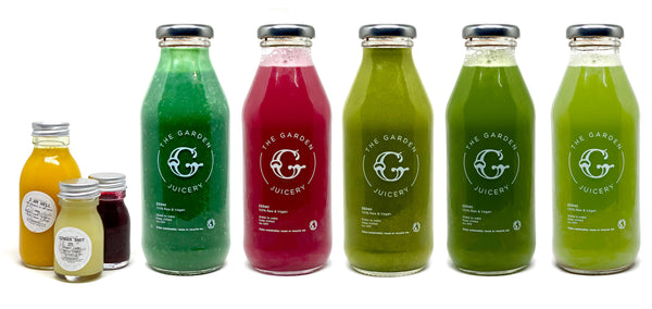 Garden (Advanced) Green Cleanse - The Garden Eatery