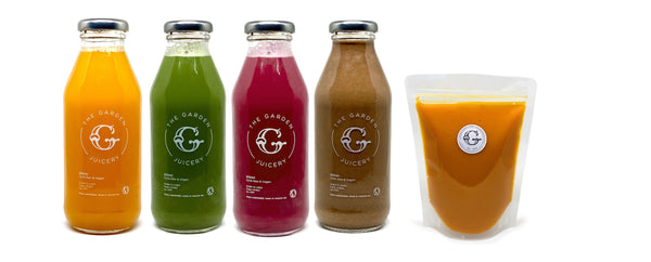 Soup Cleanse - Morning & Lunch Health Package - The Garden Eatery