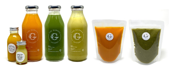 Soup Cleanse - Daily Health Package - The Garden Eatery