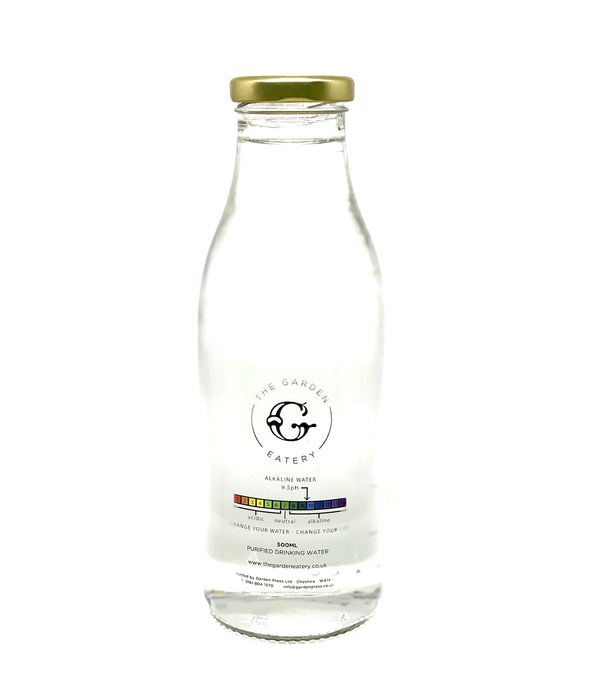 Alkaline Water - The Garden Eatery