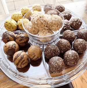 Bliss Balls - The Garden Eatery