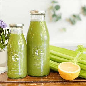 Cold Pressed Juice: Celery - The Garden Eatery