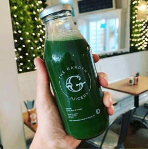 Cold Pressed Juice: Energise