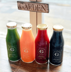 Cold Pressed Juice: Glow - The Garden Eatery