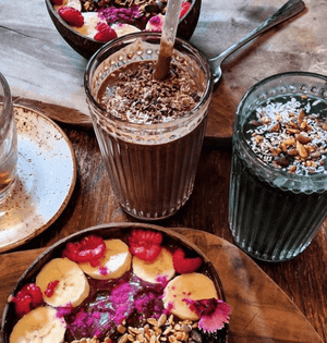 Smoothie: Green Peace - The Garden Eatery