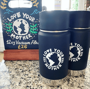 12oz Vacuum Thermo Mug