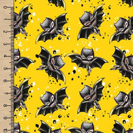 PREORDER Bat Hero Kids Yellow