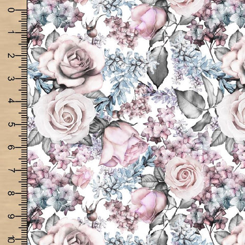 Muted Floral BL