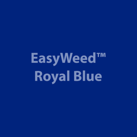 Siser Easyweed HTV Royal Blue