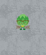 PREORDER Artichoke Punny Grey Child Panel
