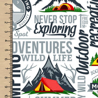 PREORDER Adventure Camping Large Scale