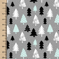 PREORDER Winter Trees Mint