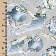 **NEW** PREORDER Wise Owl Grey
