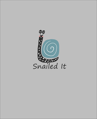 Snailed It Panel