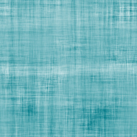 "Remnant Linen Turquoise 35"" CL"