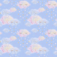 Sleepy Cloud Woven Cotton