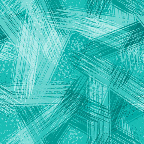 Brush Strokes Seafoam CL